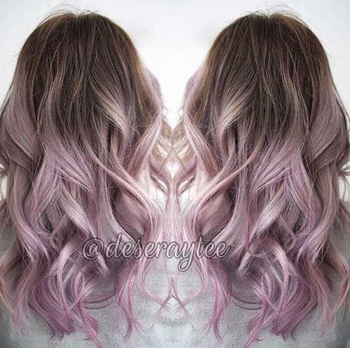 25  Light Hair Color
