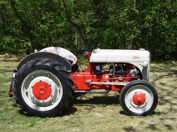 9n Ford Tractor Timing : Best images about tractors n on pinterest