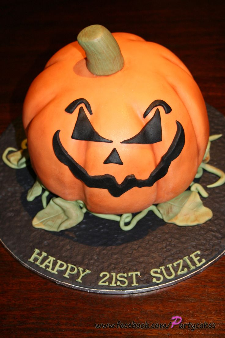 110 Best Halloween Cakes Images On Pinterest