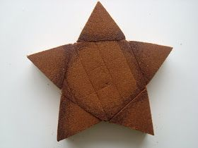 How to make a star shaped cake