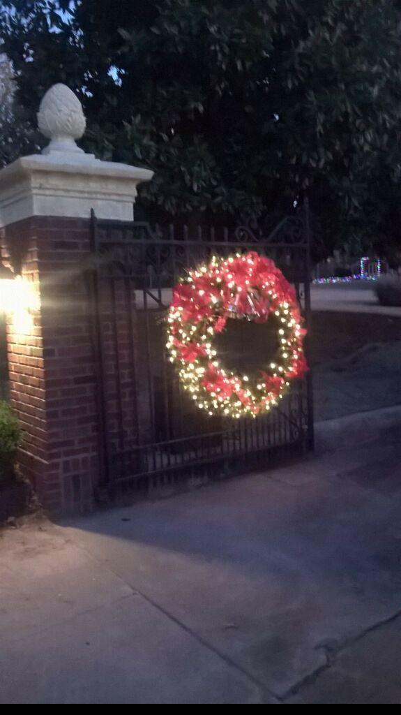 christmas driveway decorations | Psoriasisguru.com