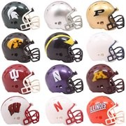 Authentic College Football Helmets