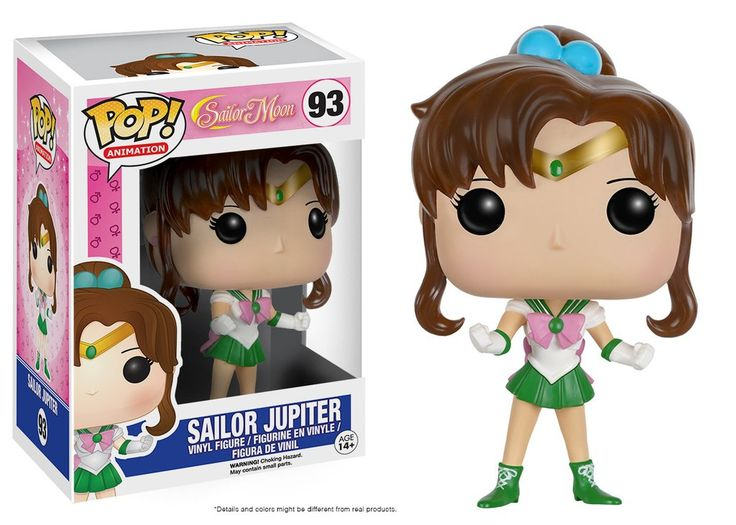 Pop! Animation: Sailor Moon - Sailor Jupiter