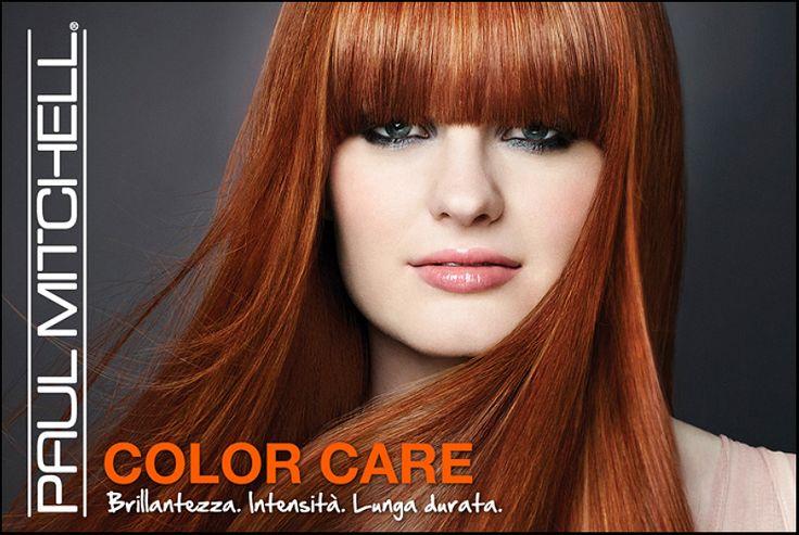 Prenditi cura dei tuoi capelli colorati: scopri tutta la gamma di prodotti della linea COLOR CARE firmata Paul Mitchell!