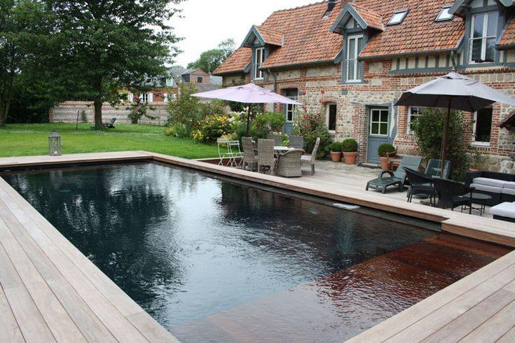 intégration dans le paysage tpa euro piscine