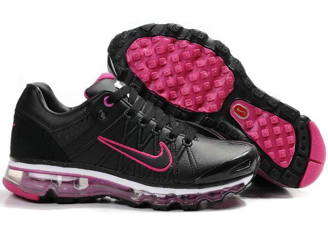 zapatillas nike air max mujer fucsia