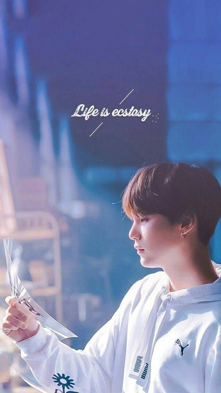 Download Yoongi Wallpaper by Byungchanie - e1 - Free on