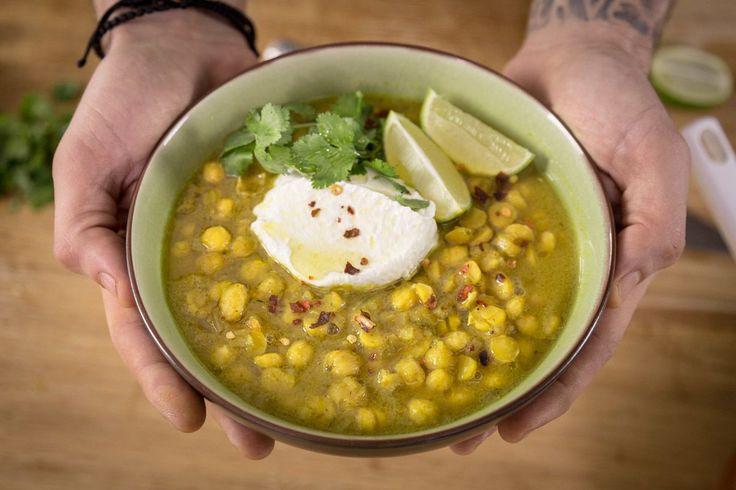 Ρεβίθια φούρνου. Νηστίσιμη, υγιεινή και οικονομική συνταγή για όσπρια στο φούρνο! Τέλεια και για χορτοφάγους.