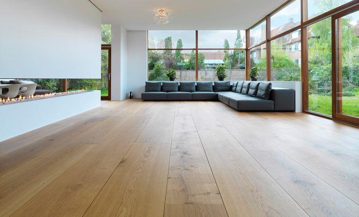 Suelos de madera, de Dinesen | Visioninteriorista.com