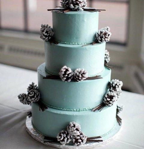 ice blue wedding decorations | 59 Beautiful Ice Blue Winter Wedding Ideas