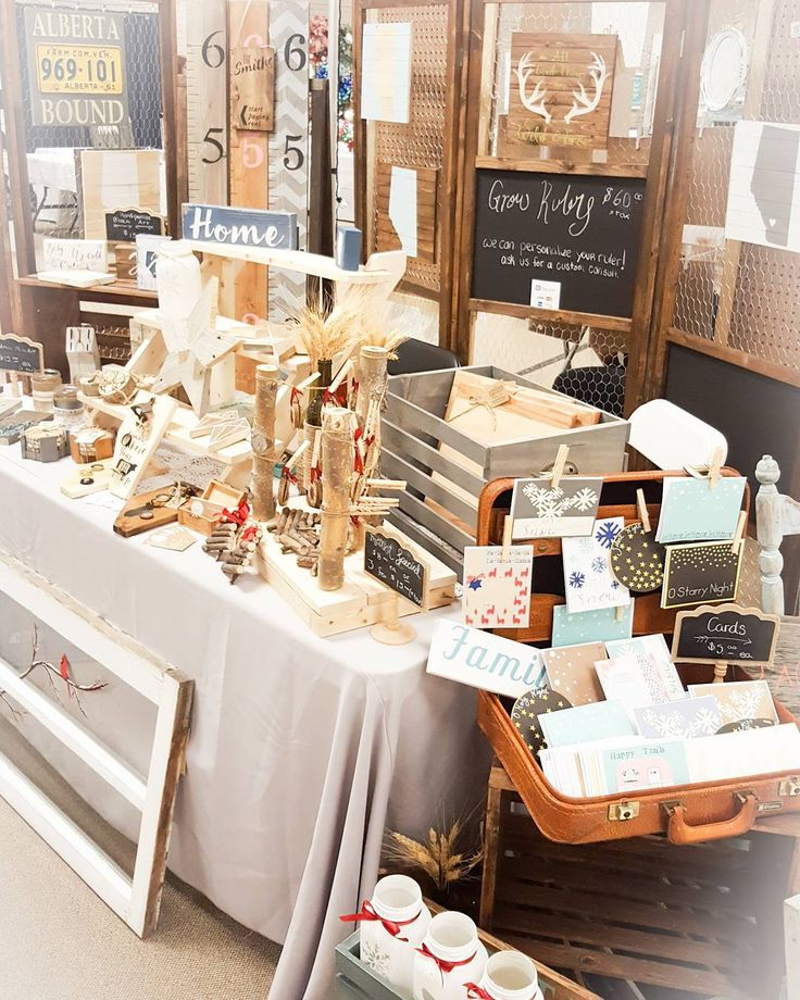 Last day of the @bycurated Christmas Market! Come down today from 11am - 5pm to snag some locally handmade goodies from some of the 85 amazing vendors on site! Everything is handcrafted and you get to #meetyourmaker - I can't wait to say hello to you! #shoplocal #supportlocal #rustic #vintage #etsy #etsyyyc #art #unique #Christmas #handcrafted #yycmaker #yycmarket #yyc #Wheatland #curative #custom #creative #WheatlandMaker #Albertamaker #makersgonnamake #madeinAlberta #Christmasmarket…