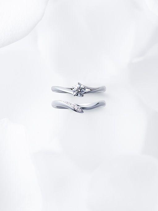 セットリング   結婚指輪・婚約指輪   俄 NIWAKA