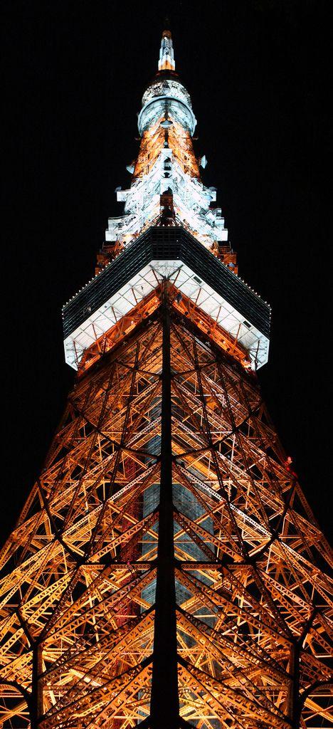 Top of Tokyo Tower