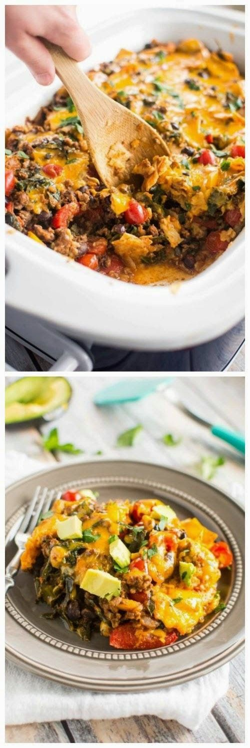 New On Slowcookerfromscratch Crockpot Healthy Taco