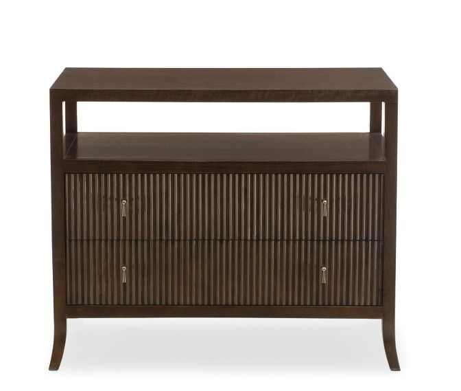 Bernhardt Furniture | Haven Collection | 346-230 Bachelor's Chest | Brunette Finish | MacQueen Home