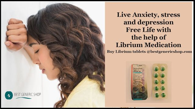 Librium 25 mg tablet is a popular medicine used for the treatment of anxiety disorders. This medicine is an efficacious medicine in treating anxiety prior to undergoing a surgical procedure. Apart from treating anxiety, it is widely used for treating the symptoms of alcohol withdrawal.