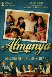 Almanya – Welcome To Germany: The story examines the lives of three generations of a Turkish family – from the father's arrival in 1964 Germany as a guest worker to his present plan to return to Turkey with his children and grandchildren. The humour is fairly broad and the film studiously avoids the more unpleasant realities of living in a foreign country, but one of its most intriguing aspects is the way it encompasses the history of guest workers through a judicious use of archive footage.