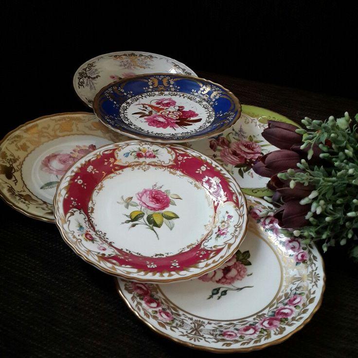 Pretty plate