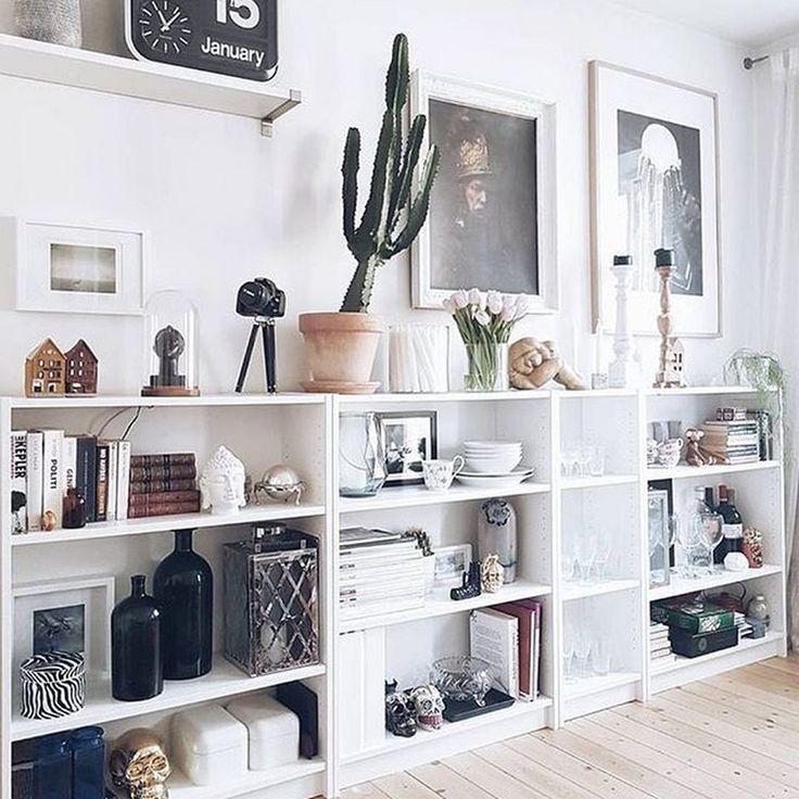 20 wunderschöne einfache Wanddekoration Ideen für atemberaubende Wohnzimmer