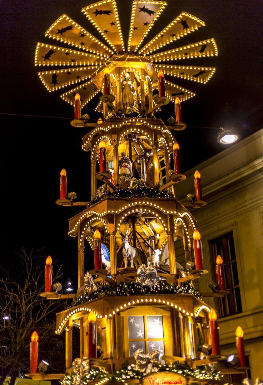 Basler Weihnachtsmark | Schweiz