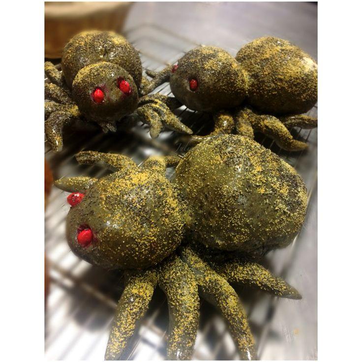 Dare To Eat!! Spiderbread!!