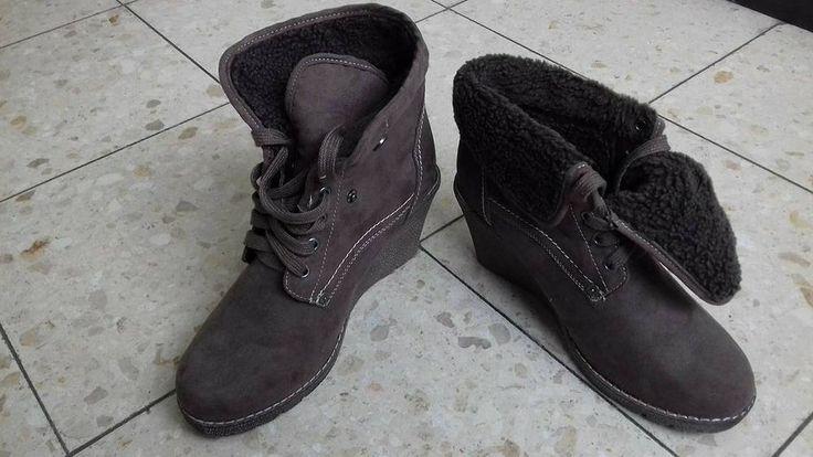 Tom Tailor Boots Größe 40