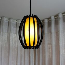Online Shop Free shipping New Chinese Lighting The bedside Japanese chandelier The single head Southeast Asian light Restaurant lights|Aliexpress Mobile