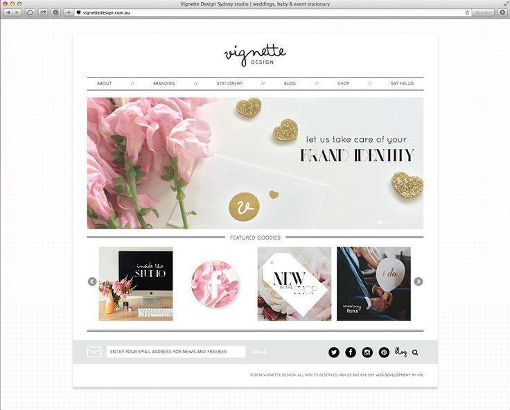 Vignette Design Website