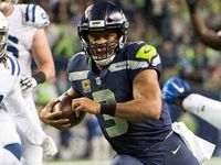 The Colts held on for as long as they could, but Seattle eventually locked down a 46-18 victory on Sunday night in Week 4. Here's what we learned: 1. Watching Russell Wilson is a frustrating exercise, weekly. The Seahawks quarterback opened Sunday night the way he had played most of the... - #Colts, #News, #Opportunistic, #Pull, #Seahawks, #Wilson