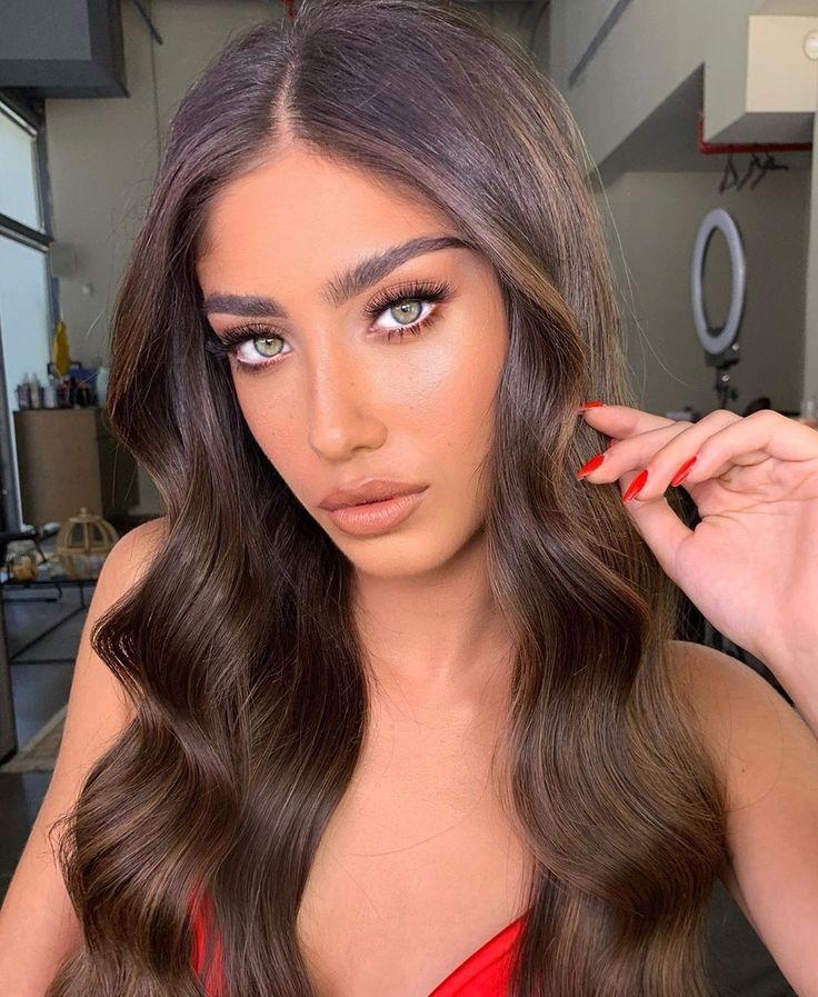 "Tal Mishan Makeup Artist on Instagram ""LOVE this look ️"