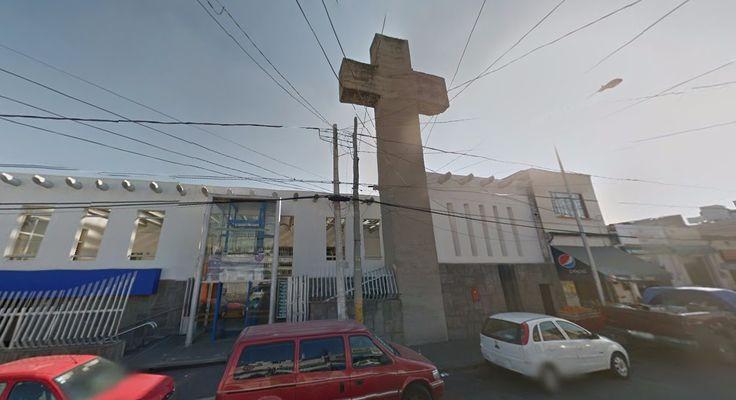Iglesia de Nuestra Señora del Perpetuo Socorro, ubicada en calle 27 Poniente # 121 Col Chulavista.