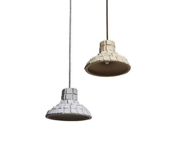 MIRUM concrete lamp design Urbi et Orbi 2014
