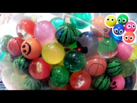 how to make a bouncy ball with glue
