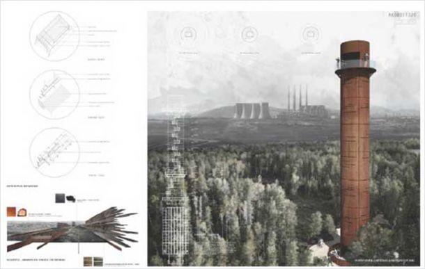 """Αποτελέσματα αρχιτεκτονικού διαγωνισμού της ΔΕΗ με τίτλο: """"Ανάπλαση και Επανάχρηση πρώην εξορυκτικών περιοχών λιγνίτη στην περιοχή της Δυτικής Μακεδονίας"""""""
