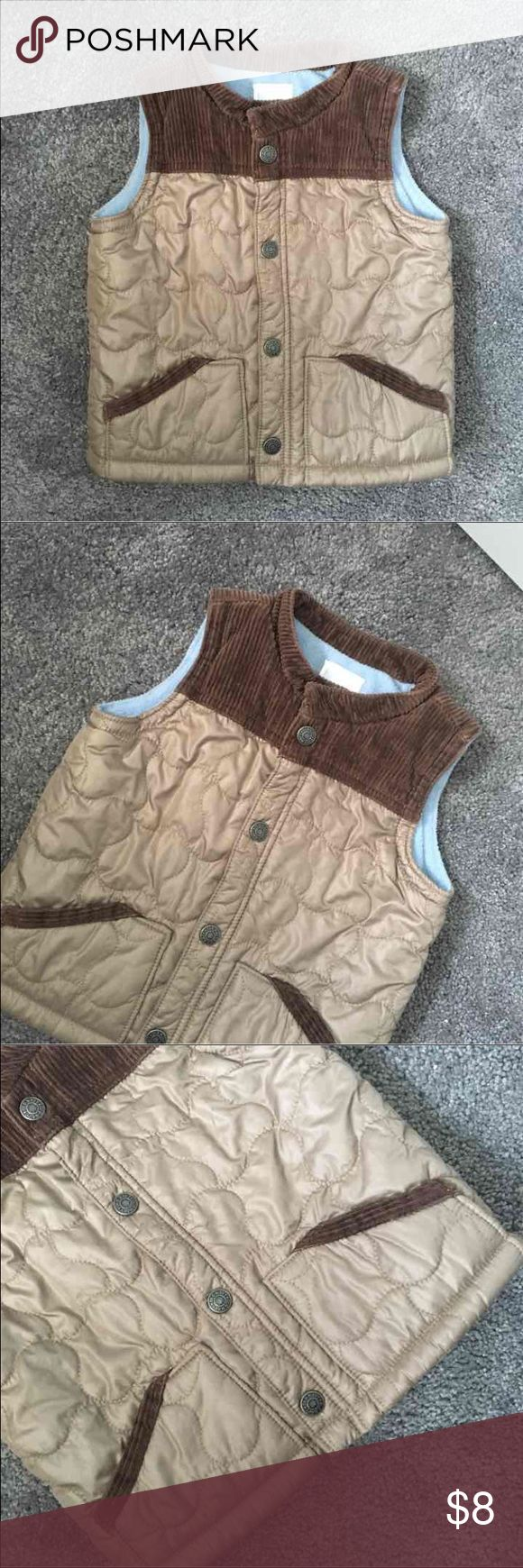 Old navy vest ! 18m boy Old navy vest toddler boy 18m great condition Old Navy Shirts & Tops Sweatshirts & Hoodies