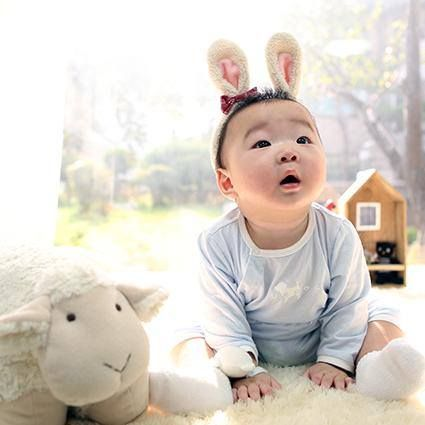 Our baby daehan pic ^-^