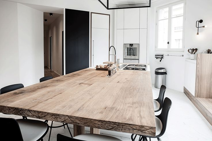 les 471 meilleures images du tableau cuisines kitchen 39 s deco sur pinterest cuisines. Black Bedroom Furniture Sets. Home Design Ideas