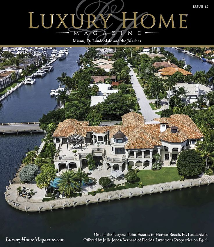 Luxury Home Magazine is growing, check out our latest market in Miami, Ft. Lauderdale as we continue growing our media company nationally.