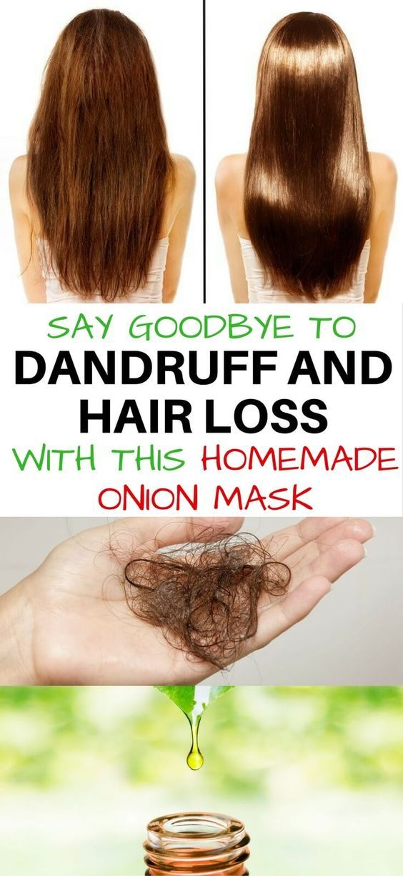 Mask for hair repair. Say goodbye to dandruff and hair loss with this mask....