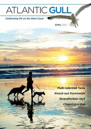 Atlantic Gull April 2017  Life's doggone good on the West Coast.