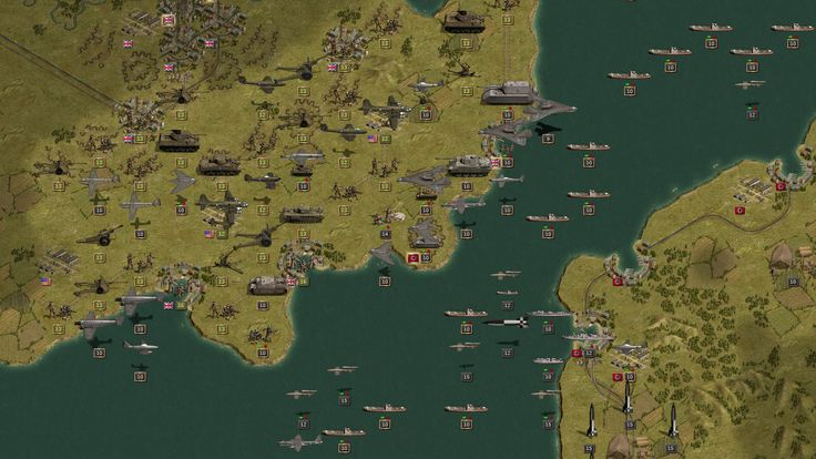 Panzer Corps Allied Corps - http://gameshero.org/panzer-corps-allied-corps/