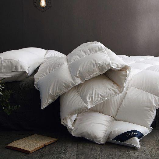 Globon Fusion White Goose Down Comforter