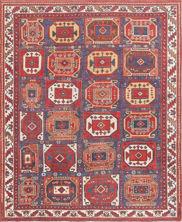 Antique Tribal Persian Afshar Rug 47543 Main Image - By Nazmiyal
