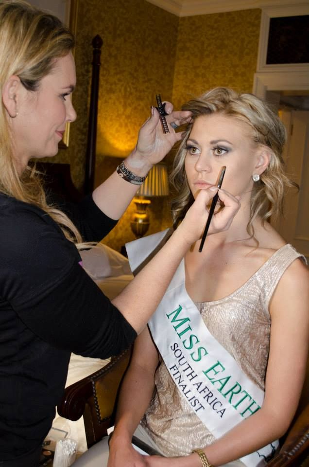 Miss Earth 2014 Makeup by Kohl | Kohl Make-up