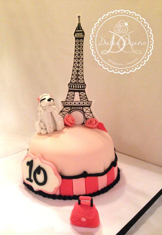 Torta Paris Niña