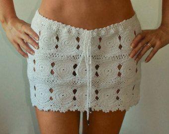 Más de 1000 ideas sobre Traje De Pantalones Cortos De Ganchillo en ...