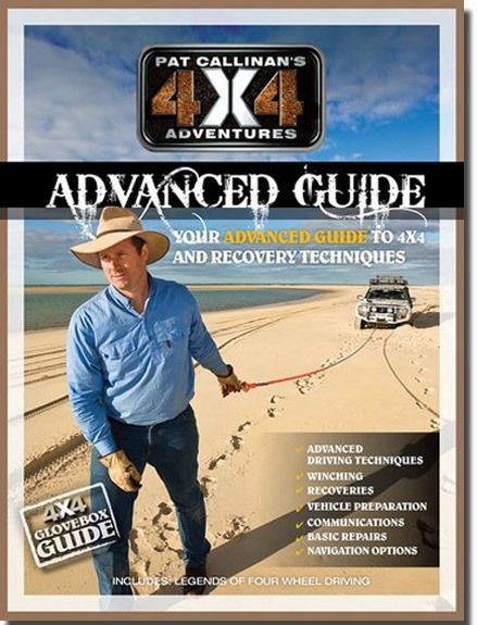 Pat Callinan 4x4 adventures advanced guide ideal for those playing a 4wd adventure  #giftsformen #birthdaypresentsformen