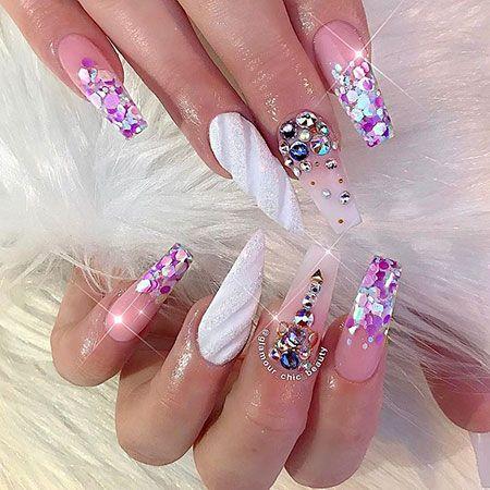 30 + hübsche und schöne Sarg Nail Art Designs   – Nägel Design