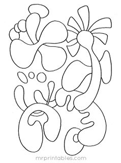 you and your little ones will love creating unique designs with abstract coloring page no this abstract art coloring page is a fun activity that the whole - Coloring Pages Abstract Designs
