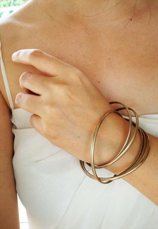multiple bangles
